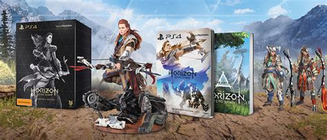 horizon zero dawn collectors 3869930810 incredible horizon zero dawn collector s edition will be exclusive to eb games