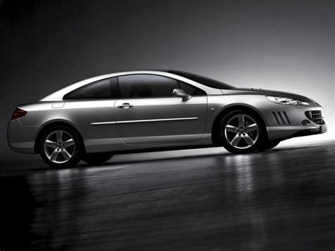 peugeot 407 coupe tuning 2006 peugeot 407 coupe review top speed