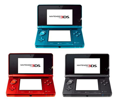 Nintendo New 3ds Xl Whitemetalic Bluered nintendo 3ds xl announcement g style magazine