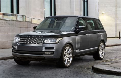 first range rover ever land rover will debut its most luxurious range rover ever