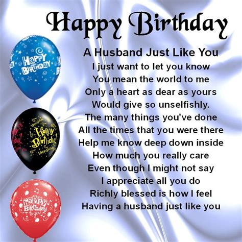 Birthday Quotes For Husbands 1000 Ideas About Happy Birthday Husband On Pinterest