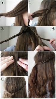 easy hairstyles for school no braids easy braid hairstyle