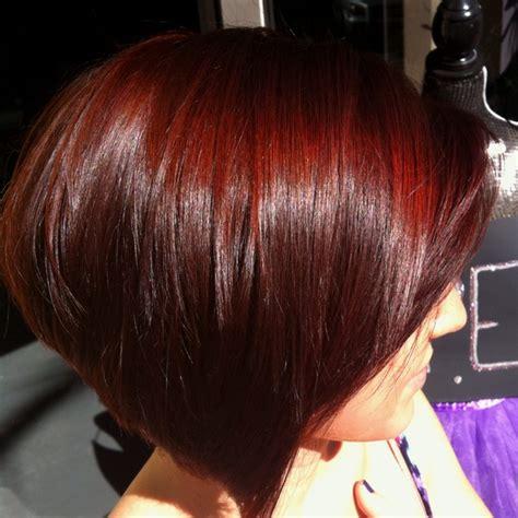 colors hair studio karlie redd cherry red color hair makeup pinterest salon color