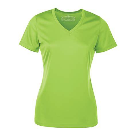Detox Tshirt Manufacturer by Lime Shock Sleeve V Neck Customized
