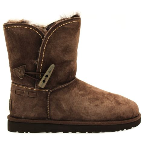 womans ugg boots buy ugg 174 australia womens chocolate meadow boots at hurleys