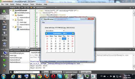 qt http tutorial qt boost for beginners step by step exle c qt