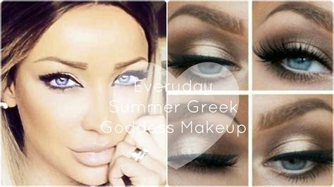 natural makeup tutorial drugstore natural drugstore makeup tutorial greek goddess inspired
