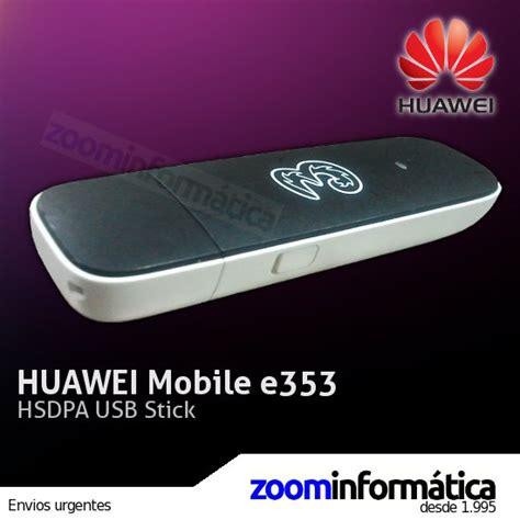 Modem Huawei E353 Usb huawei e353 modem 3g usb libre hsdpa conector antena crc9