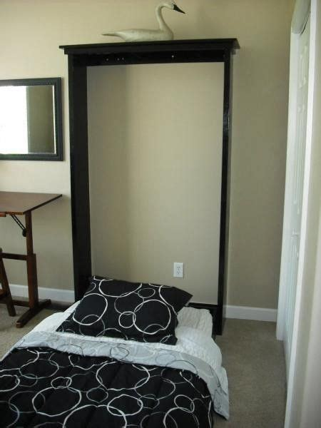 make your own murphy bed ana white build a plans a murphy bed you can build and