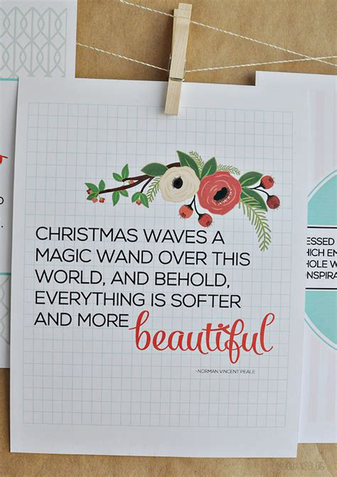 printable xmas quotes printable christmas quotes