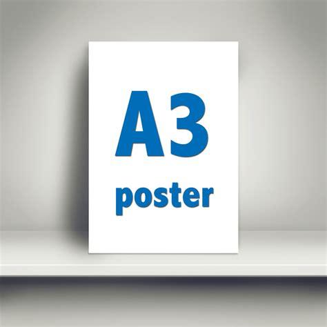 Poster Print Foto A3 poster a3 printrite australia