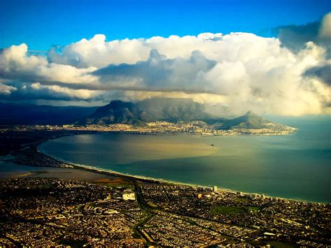 Table Mountain South Africa by Table Mountain South Africa