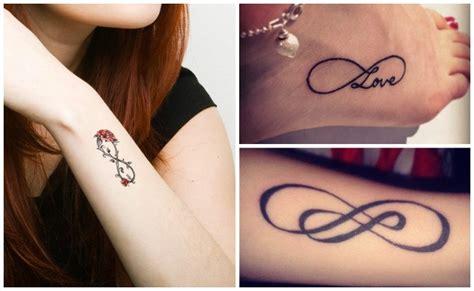 imagenes de tatuajes de infinito en la muñeca tatuajes de infinito con nombres plumas iniciales y