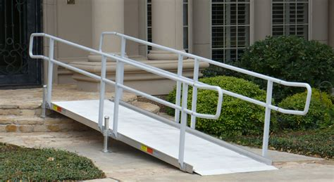 portable wheelchair ramps  homes