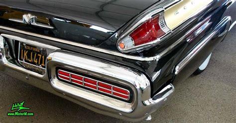 Cool Garage 1957 Mercury Coupe Bumper Amp Tail Light 1957 Mercury 2