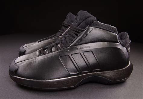 adidas kobe 1 adidas crazy 1 quot blackout quot sneakernews com