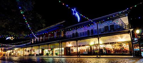 small towns that go big for christmas lifestyles