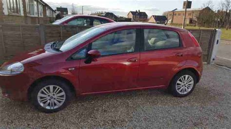 fiat punto 2006 for sale fiat grande punto 2006 1 2 car for sale