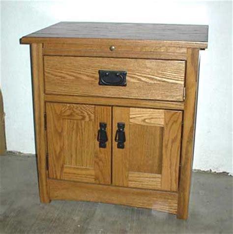 Horizon Shaker Nightstand Amish Crafted - woodloft locally amish custom crafted solid wood