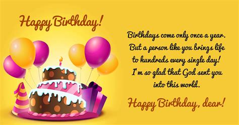 Happy Birthday In Quotes happy birthday quotes sayings wishes images and lines