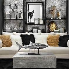 Living Rooms With Gray Couches Gold And Silver Design On Pinterest Stylish Home Decor Maria Theresa And Entry Hallway