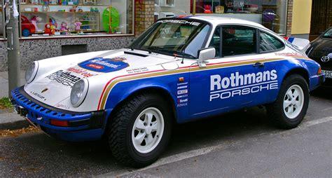 rothmans porsche rally porsche rallye rothmans by cmdpirxii on deviantart