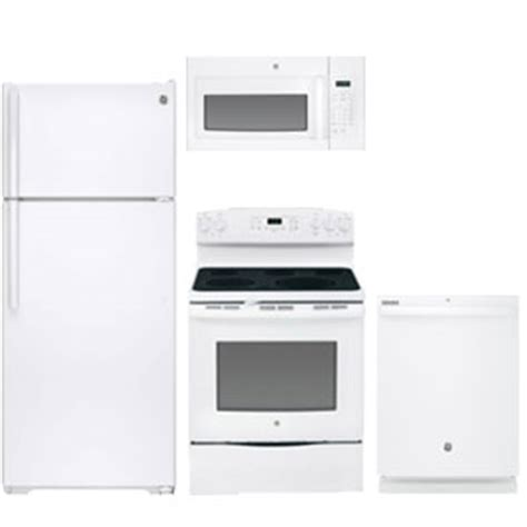 white kitchen appliance packages summer doorbuster sale appliancesconnection home