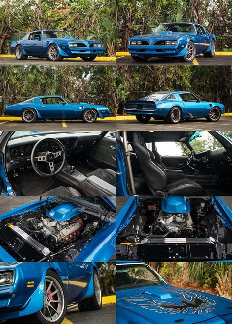 1978 pontiac trans am pro touring track attack showcar is also road