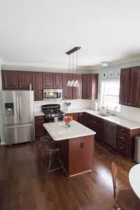 Kitchen Under Cabinet Lighting Ideas house tour kitchen modern camelot
