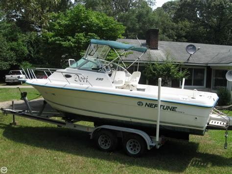 fishing boat for sale wa 1997 used sunbird neptune 230 wa walkaround fishing boat
