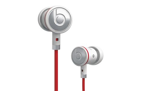 Earphone Beats Oem beats by dr dre urbeats in ear headphones white oem from htc urbeats white mwave au