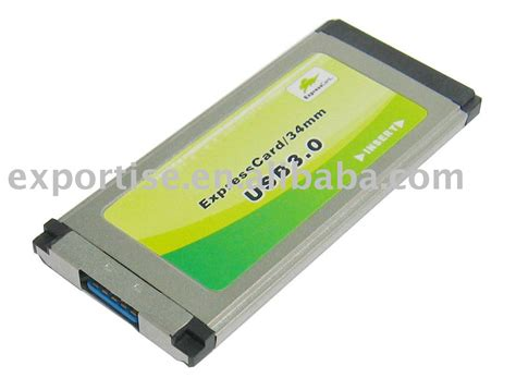 Usb 3 0 Expresscard Adapter expresscard 34 54mm to usb 3 0 slim adapter buy