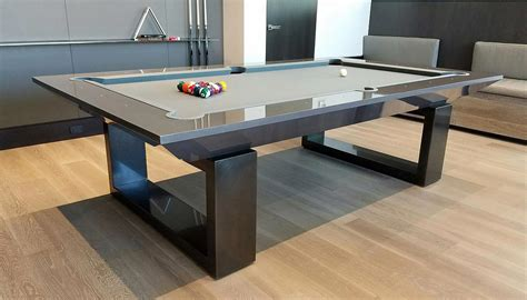 Custom Pool Table Monaco Design Handcrafted Billiard Table Unique Pool Tables