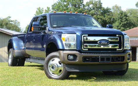 2016 f350 torque 2015 ford f350 king ranch review premium luxury meets