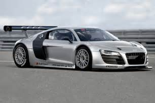 audi presented gt3 sports car with 500hp engine it s