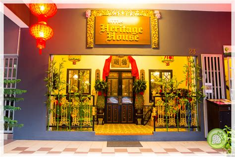 Little Heritage House Section 17 Malaysian Foodie