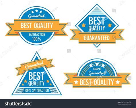 Best Quality Syari Vintage best quality vintage emblem stock vector illustration 142542166