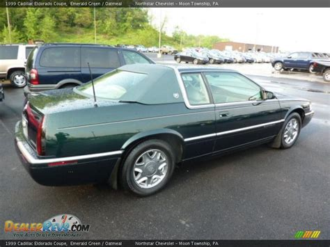 1999 Cadillac Coupe by Emerald Green 1999 Cadillac Eldorado Coupe Photo 6