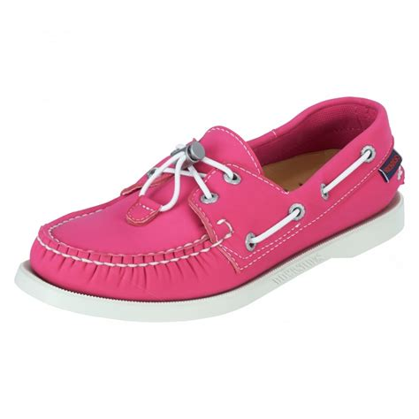 boat shoes ladies uk sebago docksides ladies boat shoe womens from cho