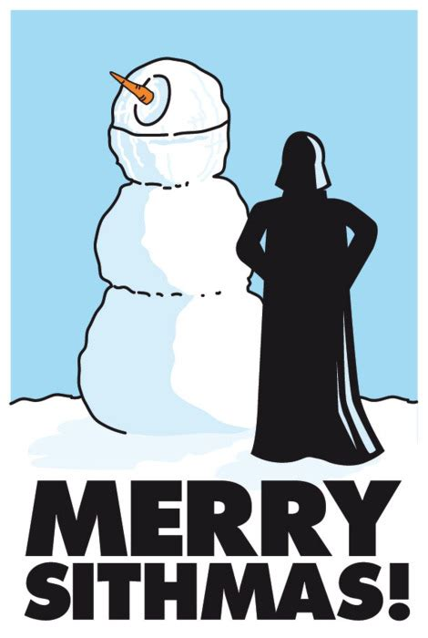 Star Wars Christmas Meme - merry sithmas through two blue eyes