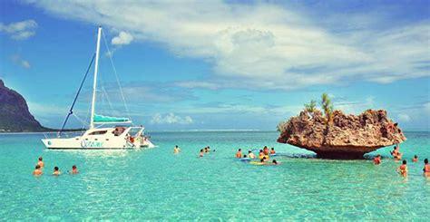 catamaran mauritius dolphins mauritius catamaran dolphins cruise on the west coast of