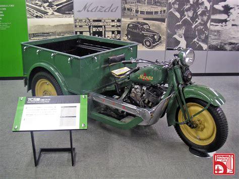 mazda tcs mazda celebrates 90th anniversary japanese nostalgic car
