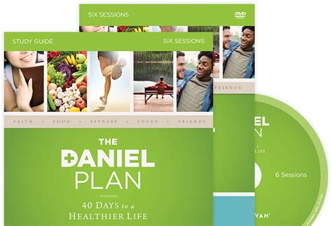 the daniel plan journal the daniel plan get started