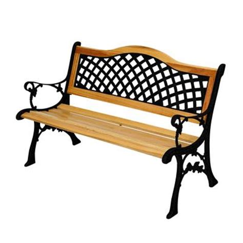 the home depot patio weave patio bench home depot canada