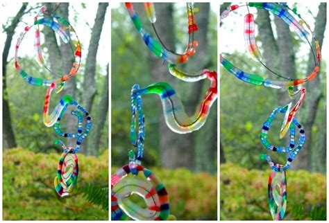 melted pony bead projects melted bead suncatchers 7 new ways