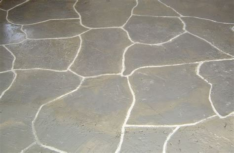 faux painting concrete patio faux paint your concrete floor