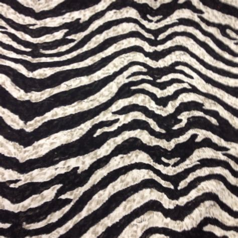 zebra fabric for upholstery natural zebra fabric upholstery fabric by the yard