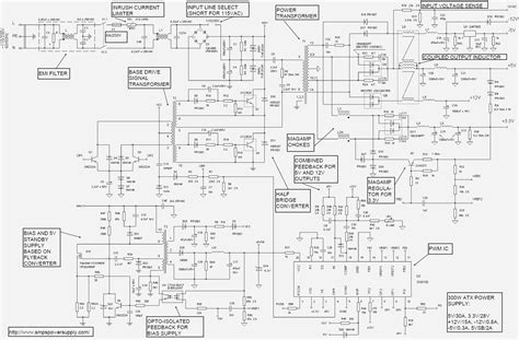 dell power supply schematic diagram get free image about