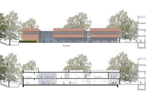architektur kiel architektur schulerweiterung kiel gueldenzopf rohrberg