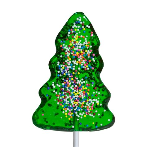classic christmas tree lollipops melville candy